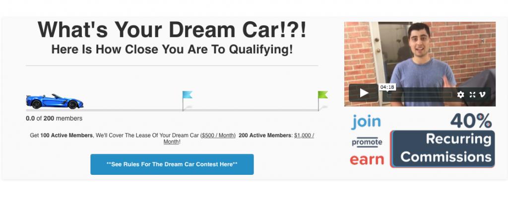 clickfunnels-dream-car-challenge